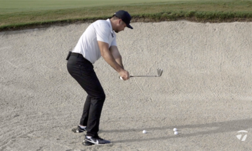 How to Hit High and Low Bunker Shots With Jason Day