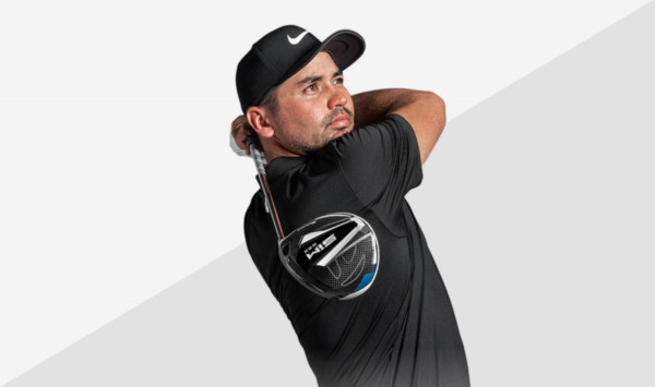 Jason Day with SIM Driver