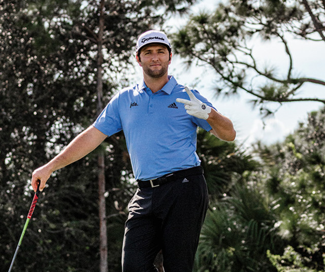 Jon Rahm Taylor Made1
