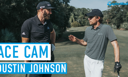 EAL Ace Cam With Dustin Johnson