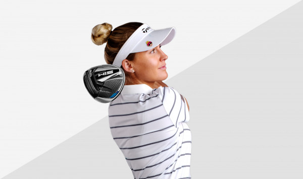 Player Profile Web Page Charley Hull Swing Shot