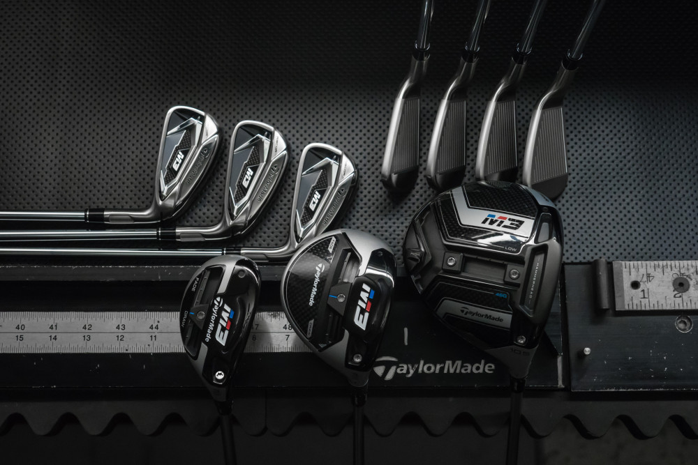 M4 Driver and Irons