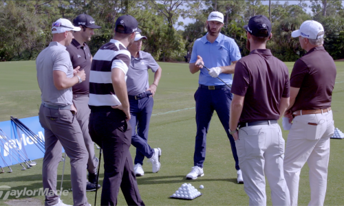 A Wedge Discussion With Team TaylorMade
