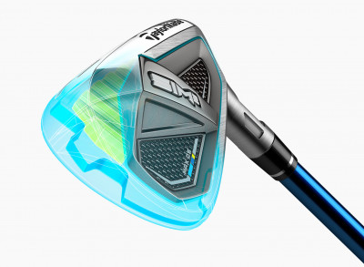 SIM2 Max OS 5 Forged iron feel w