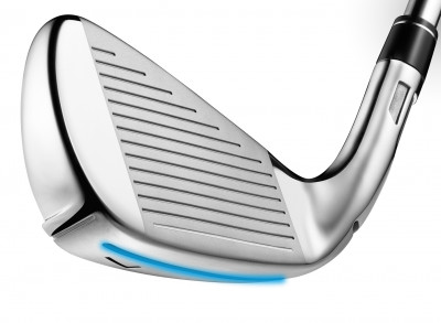 2020 SIM MAX OS Iron Thru Slot Speed Pocket Blue