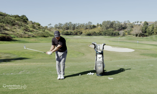 Three Balance Drills for Better Ball Striking