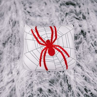 White Spider Front Cover 1