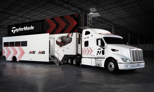 TaylorMade Tour Truck