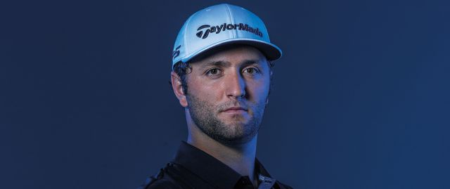 Jon Rahm Taylor Made3