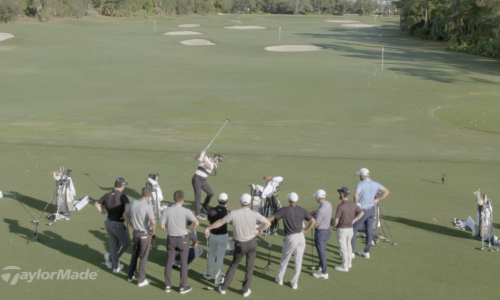 UNCUT Team TaylorMade Long Drive CONTEST