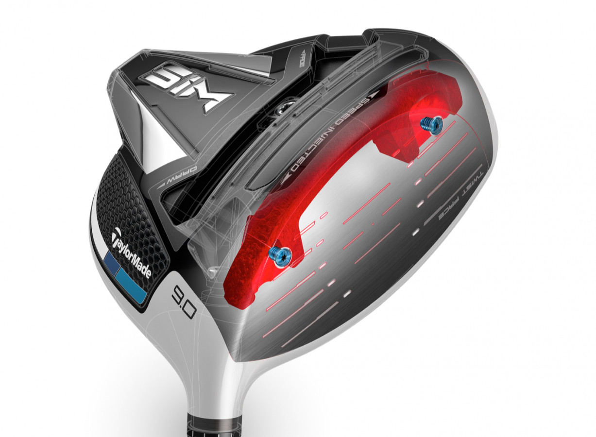 2020 Driver Speed Injected Twist Face