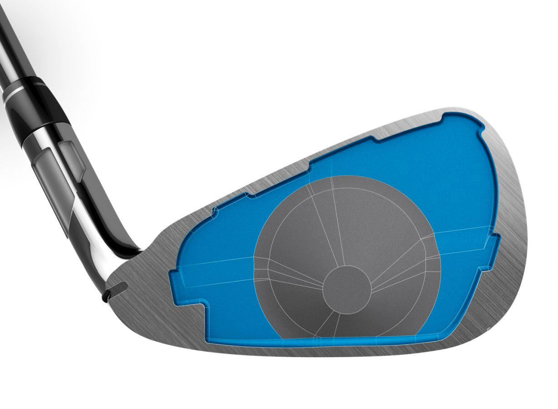 2020 SIM MAX OS Iron Progressive Inverted Cone Technology
