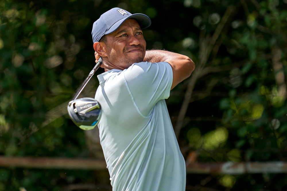 Tiger Woods is seeking his fourth U.S. Open title.