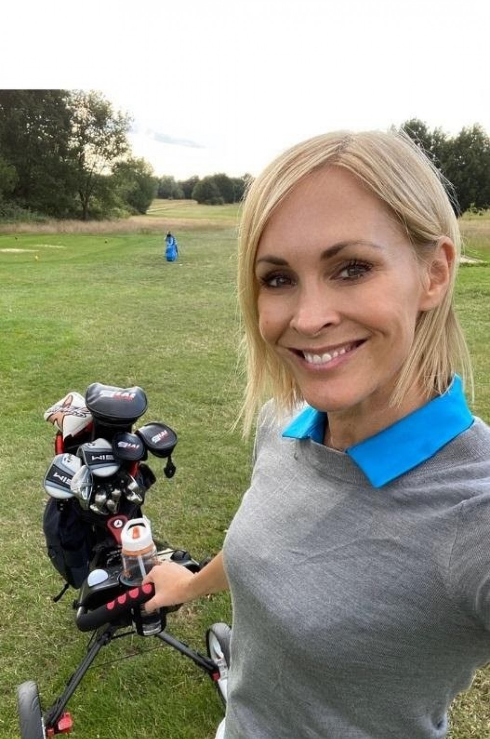 TV and radio personality Jenni Falconer found a new love in the form of golf two years ago, and it's been part of her life ever since.
