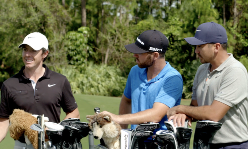 The Importance of Custom Fitting with Rory, Day and Matt Wolff