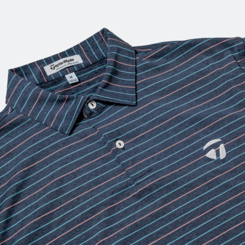 Peter Millar Polo 3 Stripe Hero