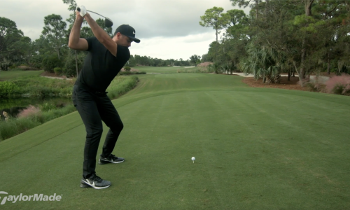 How Jason Day Tests His Drivers