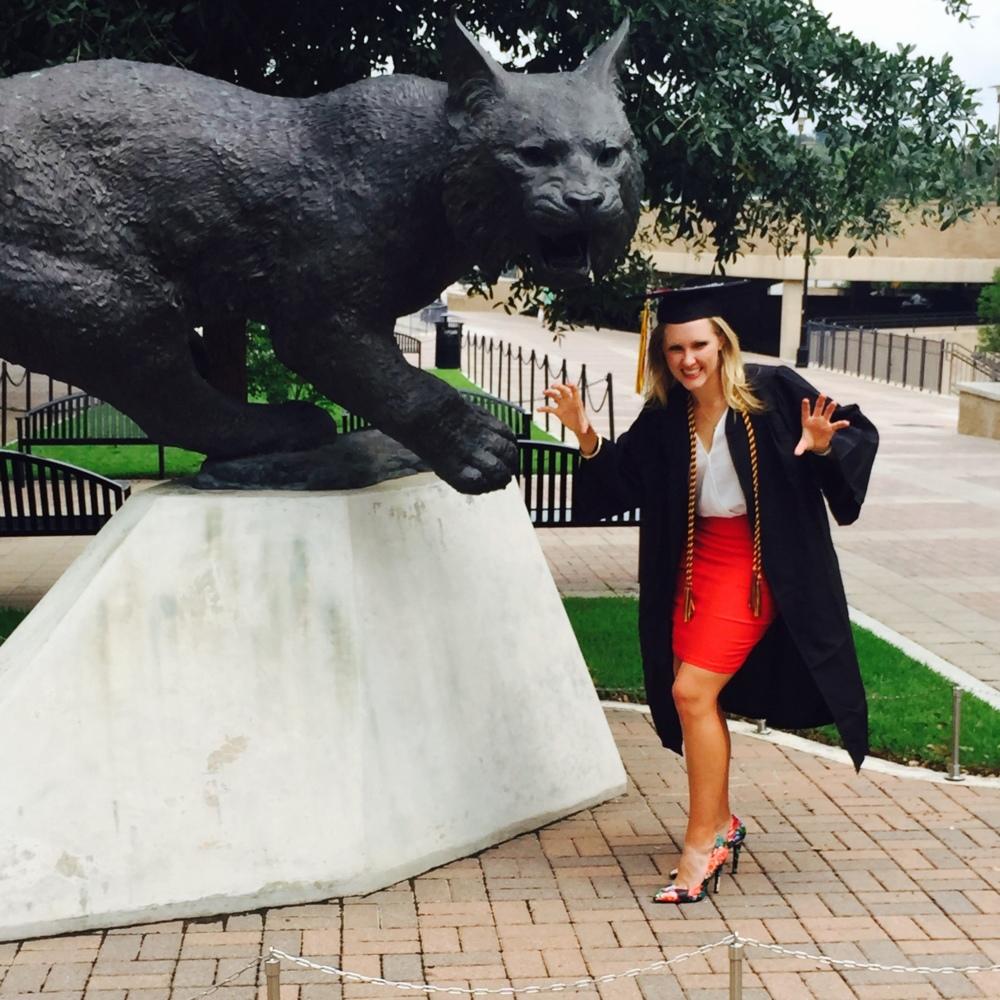 Leján at Texas State University