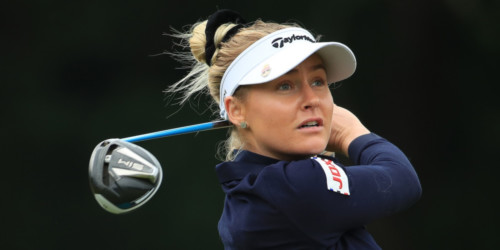 Charley Hull Header