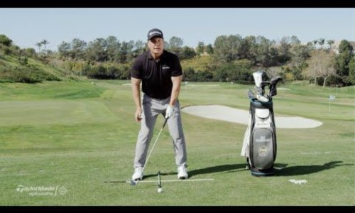 Set Up to Stop Blading and Chunking Your Irons