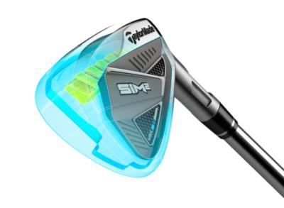 SIM2 Max 5 Forged iron feel w