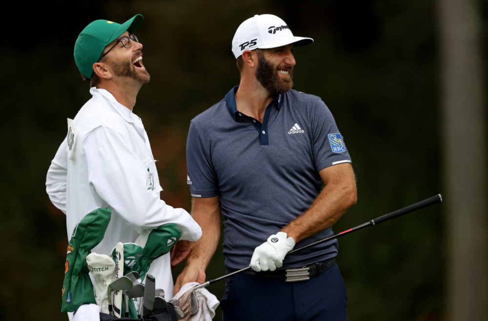Smile, you just set the Masters scoring record.