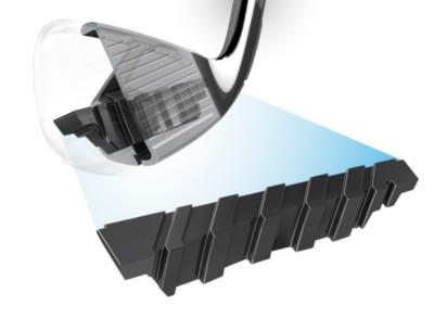 2020 SIM MAX OS Fer avec système d'amortissement ECHO