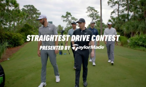 M5 & M6 Fairway Straightest Drive Contest Feat. Team TaylorMade