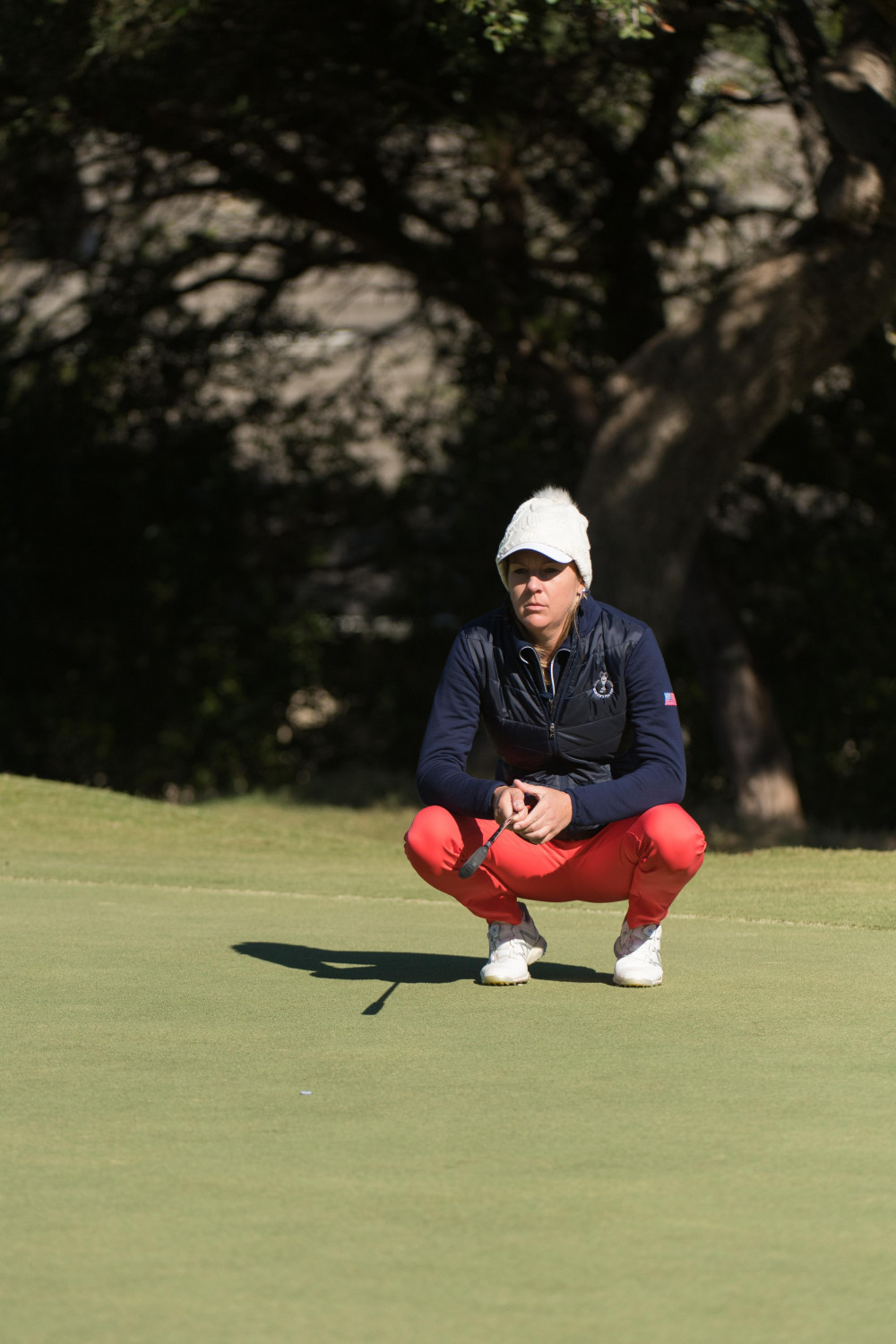 Represented the United States in the inaugural Women's PGA Cup, an international biennial team competition for club professionals.