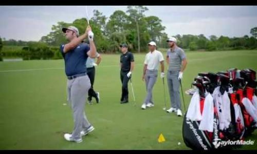 How Jon Rahm Controls His Wedge Shots