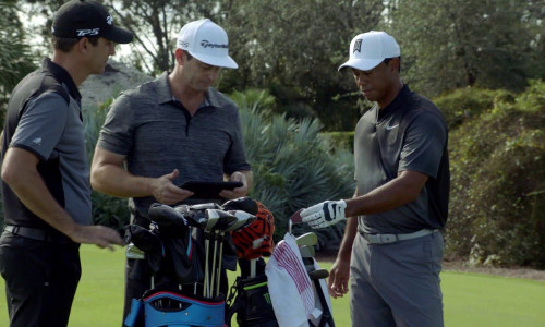Designing the P·7TW Irons for a Master