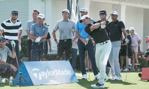 Rory McIlroy Talks Ryder Cup, The Masters & The TM Photoshoot