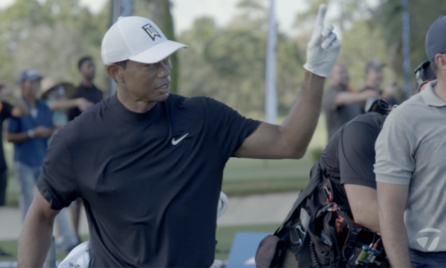 Tiger-isms - Tiger Woods Mic'd Up at Our Photoshoot