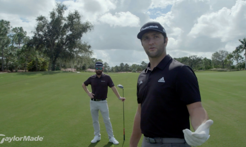 300-Yard Walk With Jon Rahm